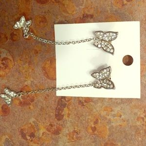 Jewelry - Butterfly earrings! 🦋